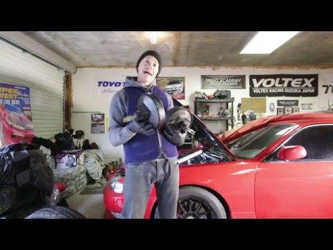 Wiring Specialties SR20DET Wiring Harness Install - YouTube