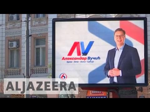 Serbia: Aleksandar Vucic to assume presidency amid accusations