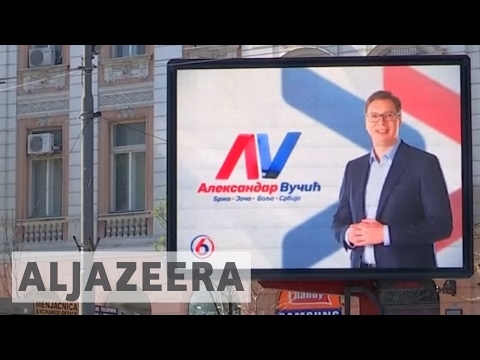 Serbia: Aleksandar Vucic to assume presidency amid accusations