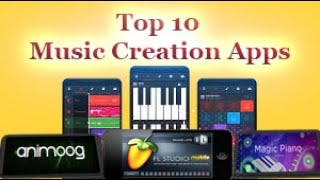 Top 10 Android Music Creation Apps 2020