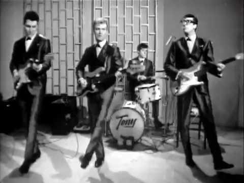 The Shadows – F.B.I. (1961) [High Quality Stereo Sound]