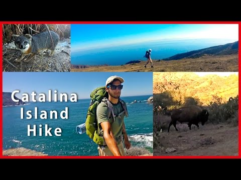 Trans-Catalina Trail Hike - Catalina Island Backpacking Guide