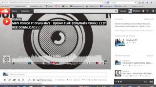 Mark Ronson ft Bruno Mars - Uptown Funk (BillyBeats Remix) Mp3