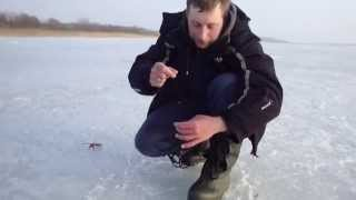 Зимова рибалка на Черствядском. bigDron TV///