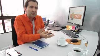Carlos Enciso, de @AGAColombia (Anglo Gold Ashanti), sobre el proyecto minero de La Colosa