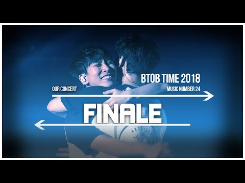 24. BTOB TIME This Is US - Finale (Our Concert)  Live Stage [ENG]/SUB]