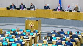 Владимир Путин внес в Государственную Думу законопроект о денонсации Договора по открытому небу.
