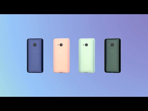 HTC U Play. Made for the playful U