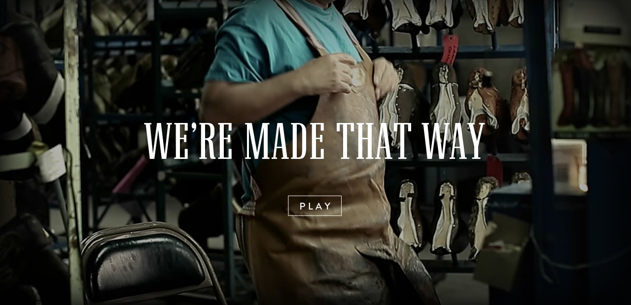 Every pair of Lucchese boots is crafted by hand and made with heart. Discover what it takes to make the world's best-fitting boots.