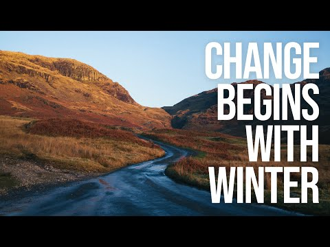 Winter Landscape Photography in Cumbria (What I learned from my journey in photography)