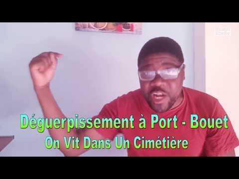Déguerpissement à Port -Bouët / On Vit Dans un Cimetière