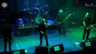 Paradise Lost - Over the Madness (live 2014 @ Athens, Hellas) HD