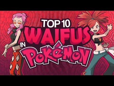 Top 10 Pokemon Waifus