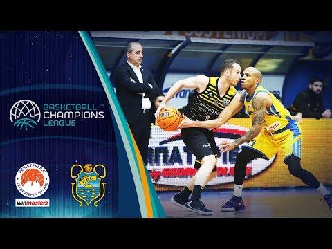 Peristeri Winmasters V Iberostar Tenerife – Highlights – Basketball Champions League 2019-20
