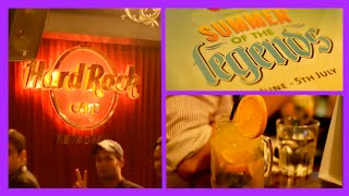 Come With me to Hard Rock Cafe food tasting {Delhi fashion blogger}