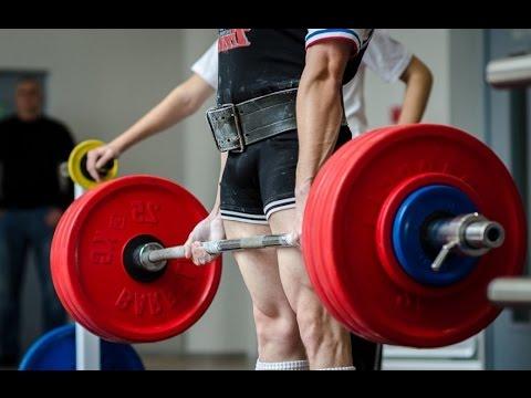 смотреть видео про тяжелую атлетику онлайн