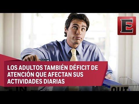 Síndrome de déficit de atención en adultos