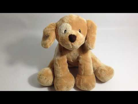 Baby Gund Musical Puppy Dog Spunky