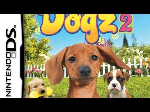 CGR Undertow - DOGZ 2 review for Nintendo DS