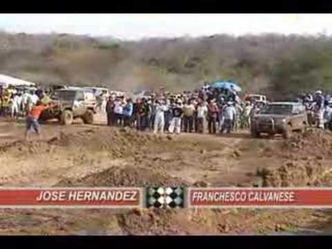 Meru Vs Machito - Curataquiche - Anz - Venezuela 4x4