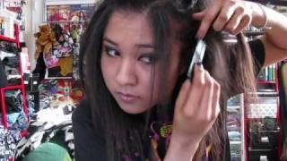 Aiji (LM.C) Clothes Hair & Make Tutorial Part 2