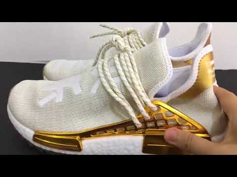 "441d64f72 Pharrell Williams x Adidas NMD Hu ""China Exclusive"" F99762 (shoeout ..."