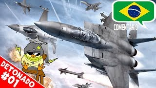 [PT-BR] Detonado do Ace Combat 6: Fires of Liberation - Parte 1