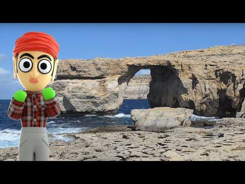 Escape to Malta Movie - Runforthecube Travel Video