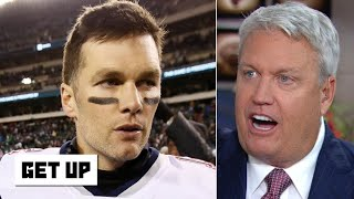 Tom Brady knows the Patriots don't have much talent this season - Pat MAfee | Get Up