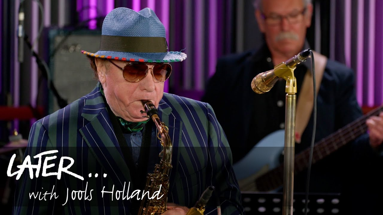 Van Morrison – Up County Down (Live on Later)