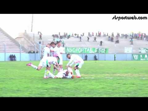 Segundo gol de Estudiantes, Daniel Martinez anotó el empate