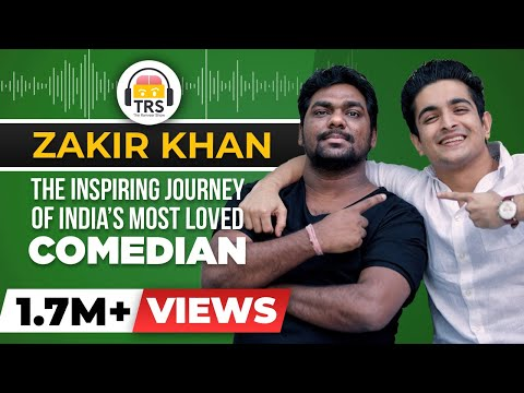 India's BIGGEST Comedian On His Inspiring Journey - The Zakir Khan Story    BeerBiceps Interview