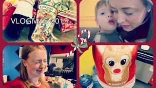 Vlogmas 2015 Day 1: Hellooooo!
