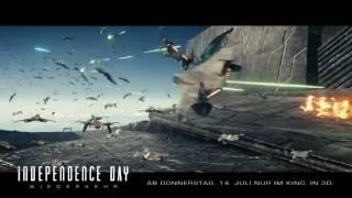 INDEPENDENCE DAY: WIEDERKEHR | TV Spot | Deutsch / German