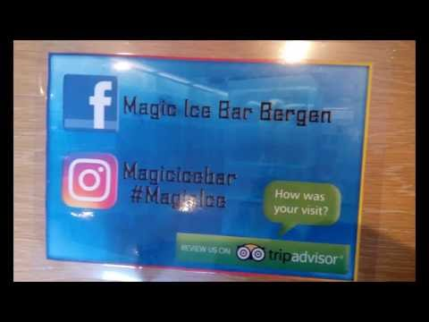 "Raff Channel - ""Travelling"": Bergen Magic Ice"