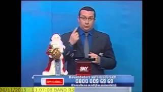 Os Donos da Bola RS - 30/11/2015 - única parte