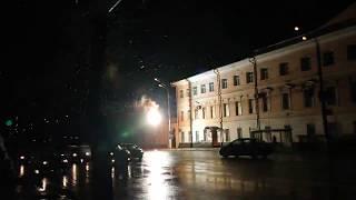 Короткое замыкание электросети в центре Твери