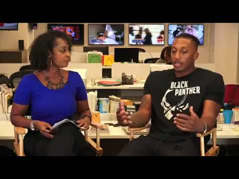 #TheGrioLive Rapper Lecrae talks black pride, dealing with haters and keeping God in his music
