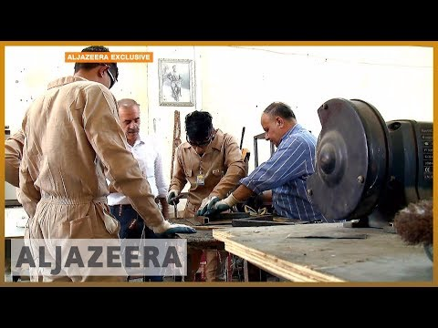 🇮🇶 Former teenage ISIL members join rehab program in Iraq | Al Jazeera English