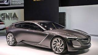 Opel Monza Concept 2013 Videos