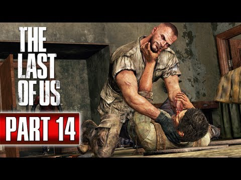 The Last of Us (PS3 / PS4) Walkthrough - Part 14: Chapter 5 | Pittsburgh: Hotel Lobby (1/2) - All Collectibles TLOU Let's Play Gameplay HD