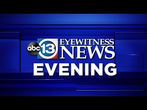 ABC13 Evening News For March 25, 2020