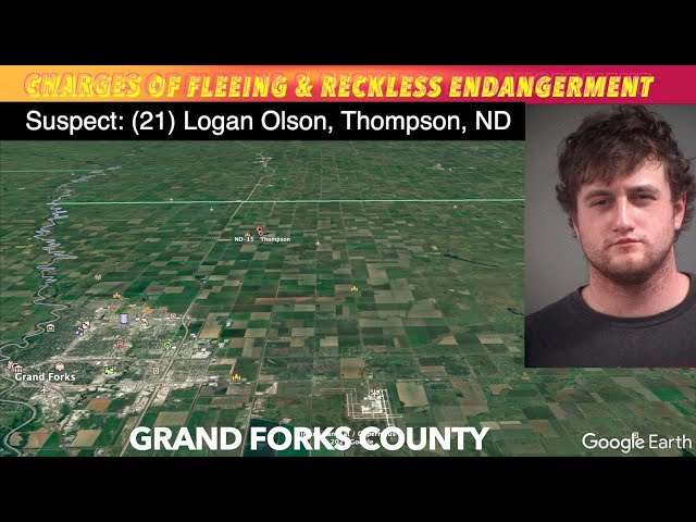 Thompson Man Charged After Tuesday Night Pursuit
