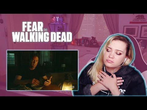 "Fear The Walking Dead Season 4 Episode 5 ""Laura"" REACTION!"