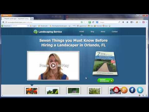 Local Domain Empire Website Demo