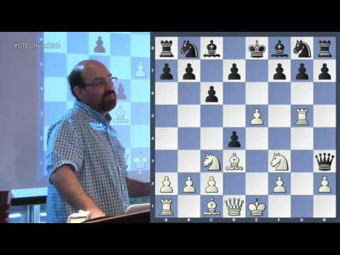 Paul Morphy's Forcing Moves & Initiative | Kids' Class - GM