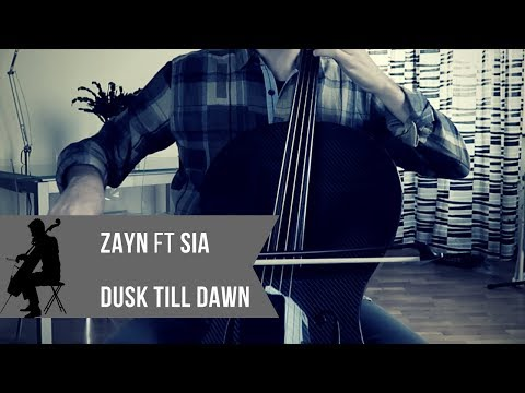Zayn - Dusk Till Dawn Ft. Sia For Cello And Piano (COVER)