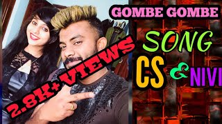 Gombe gombe song/ft chandan shetty with lyrics