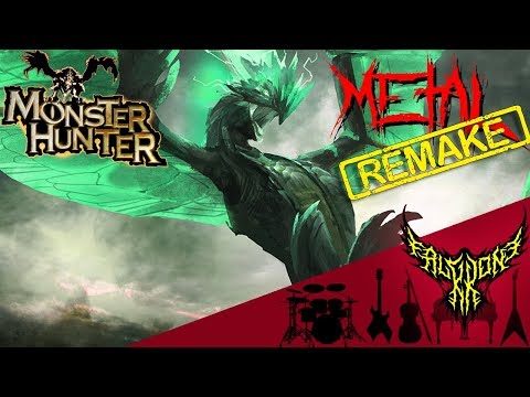 RE: Monster Hunter Generations - Electric Rebel ~ Astalos 【Intense Symphonic Metal Cover】 thumbnail
