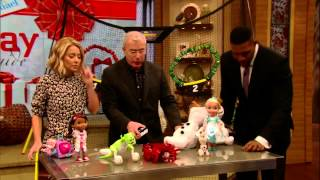 VEX Robotics by HEXBUG on Live! with Kelly & Michael